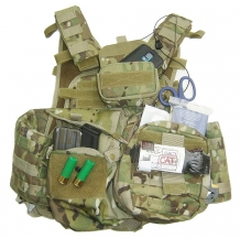 Survival Multicam Plaatdragers