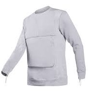 Torskin T-shirt with long sleeves and stab proof packets 15J