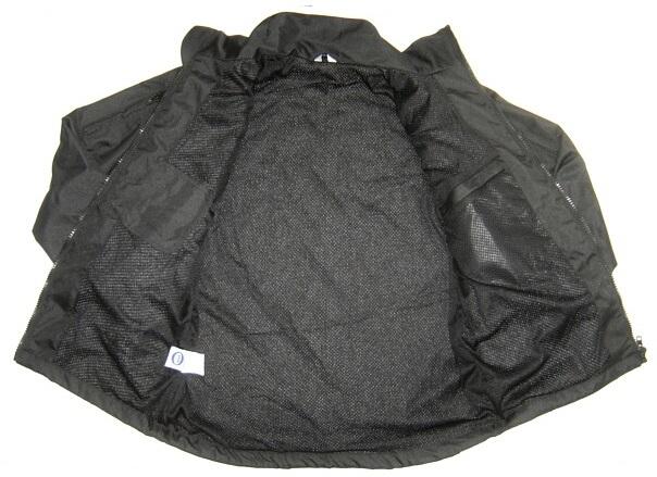 Cut Resistant Cordura Vest Black Vbr Belgium