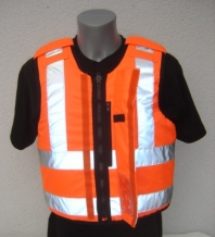 Fluo Stab- and bullet proof vest  HELIOS / HG1A-KR1