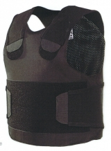 Bullet proof vest Pollux Black / NIJ-2