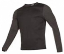Torskin Siocool T-shirt with cut-resistant sleeves black