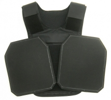 Triton carrier with Hard ballistic plates SAT / NIJ-4 Stand Alone