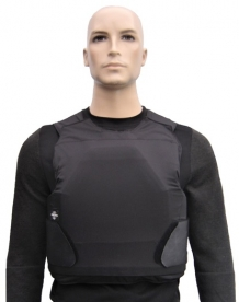 Anti Kalashnikov vest Dual Use NIJ-4 ICW 3A-FLEX-PRO black