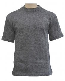 Gray cut resistant T-shirt - undershirt
