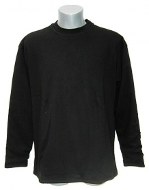 Cut resistant T-shirt / Coolmesh-Cutyarn-Polyester / Long sleeves / Black VBR-Belgium