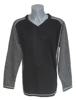 Cut resistant T-shirt Cutyarn-Coolmax Long Sleeve under body armor